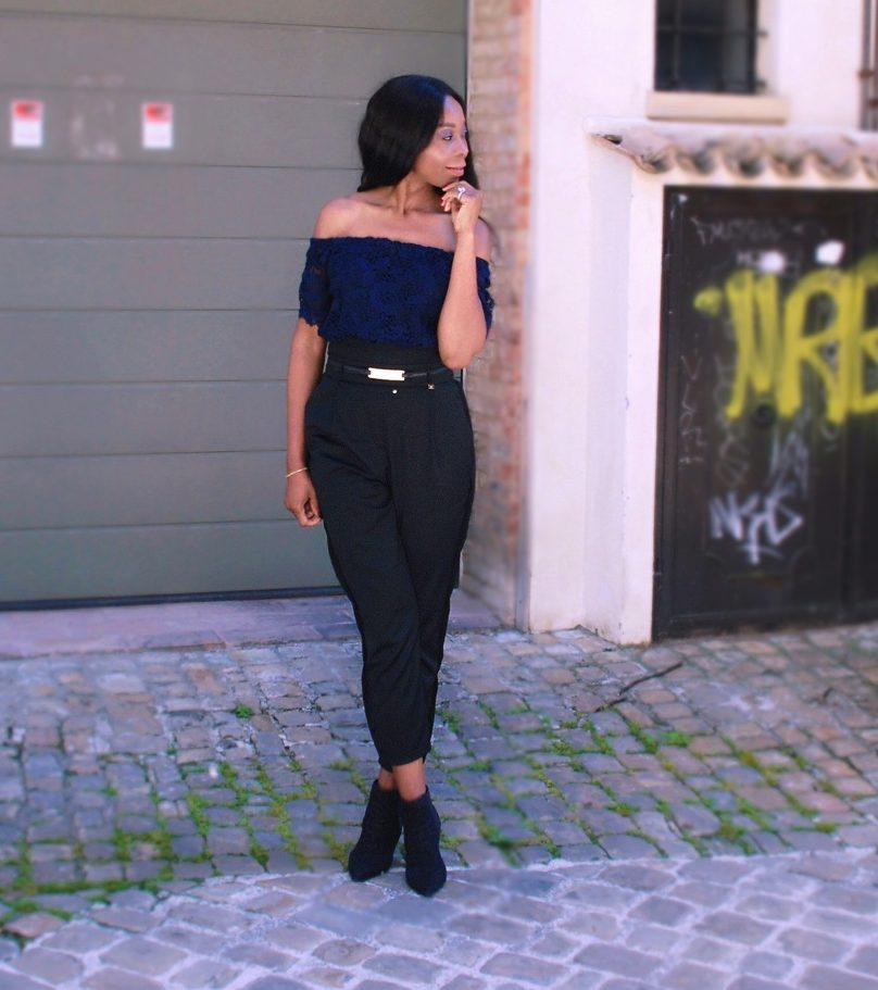 High Waisted Pants: Style Sequence