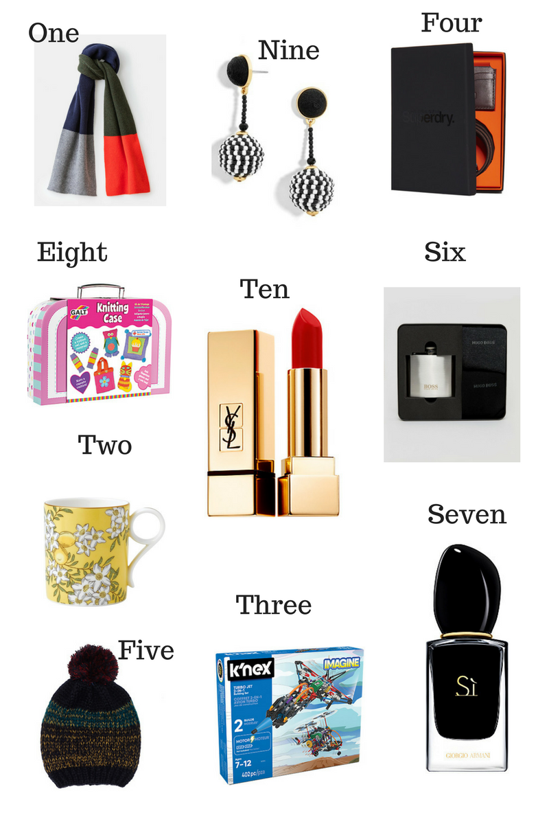 Gift Ideas For Everyone Under 20 Dollars And Above