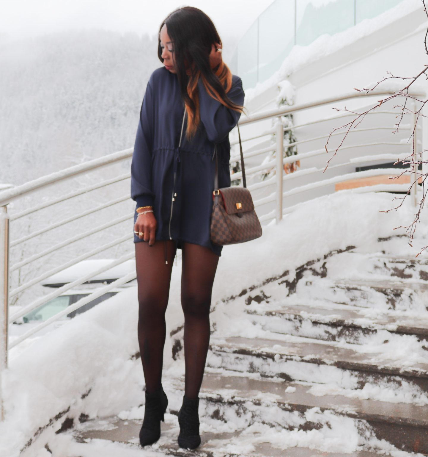 Sheer Black Tights Best Alternetive For Coziness