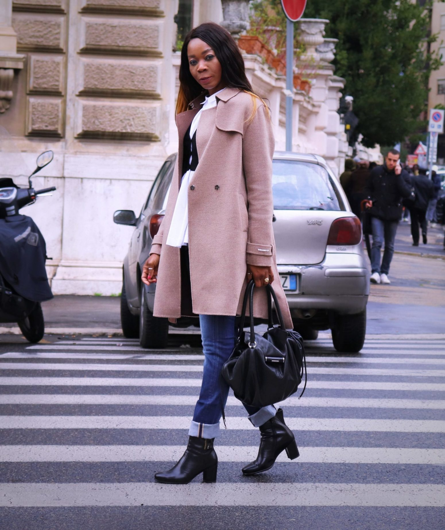 Fashion style Style street italy for lady