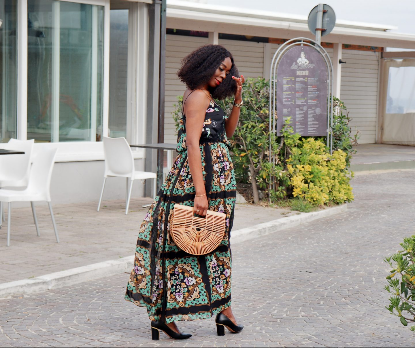 Summer Dress In Style // Summer style
